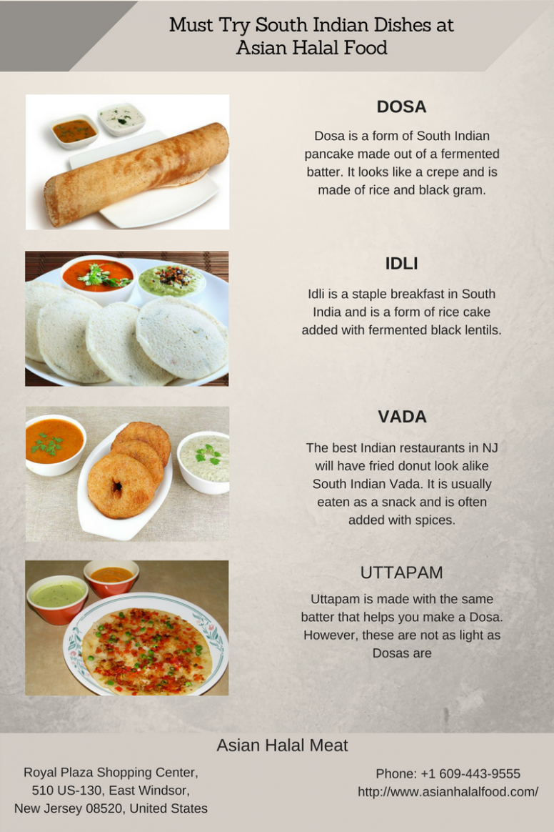 Must Try South Indian Dishes at Asian Halal Food.#Dosa, #Idli ..