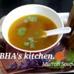 Mutton Soup recipe in tamil by SUBHA's kitchen | Soup recipes ...