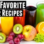 My 11 Favorite Juicer Recipes For ENERGY | Green Juice, Fruit Juice, &  Vegetable Juice – Juice Recipes For Weight Loss And Energy