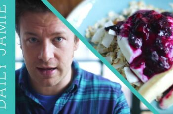 MY BRILLIANT BREAKFAST! | #JamiesSuperFood | Daily Jamie