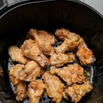 My First Time Using Potato Starch On My Chicken Wings. Best Idea ..