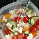 My Go To Salad, Under 11 Calories! Most Of That Being The Feta ..