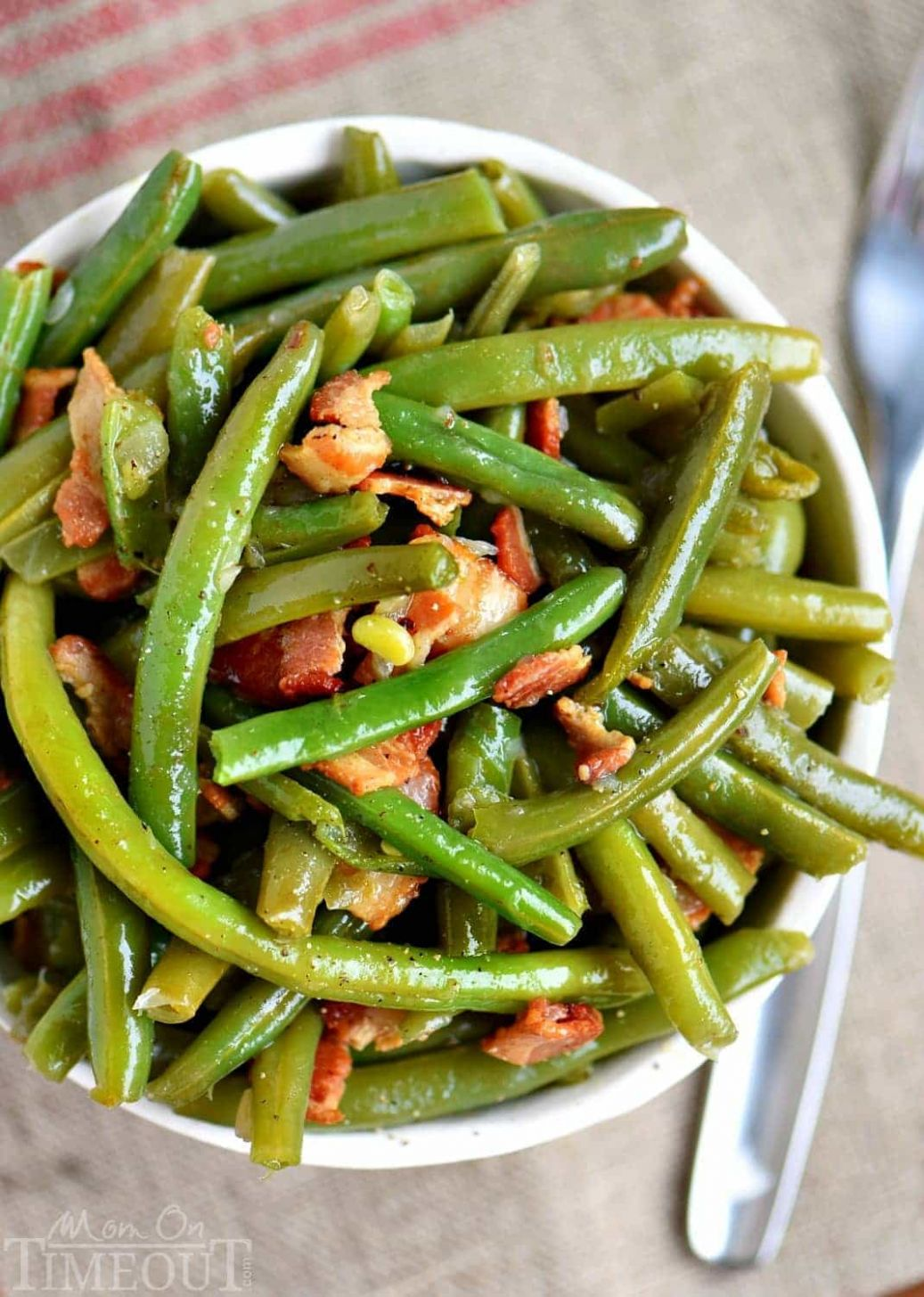 My Nana's Famous Green Beans - Recipes Cooking Fresh Green Beans