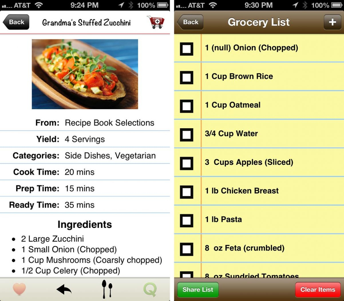 My Recipe Book 9.9 review: keep your cooking recipes synced ..