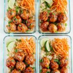 My Weekly Meal Prep Routine! – Eat Yourself Skinny – Recipes For Weight Loss Lunch