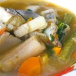 Narie's Fish Broff (Broth) Recipe (fish soup)
