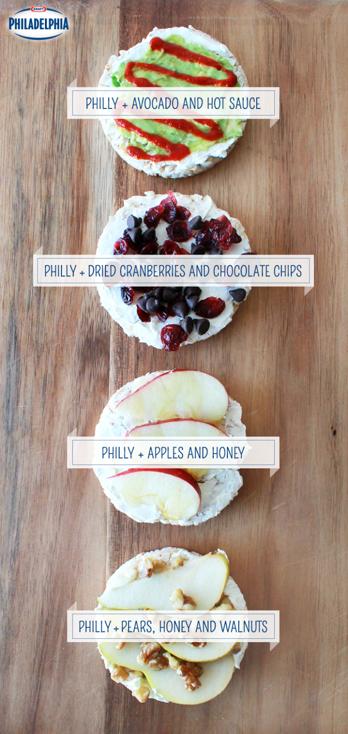 Need ideas for rice cake toppings? Liven up the classic snack with ..