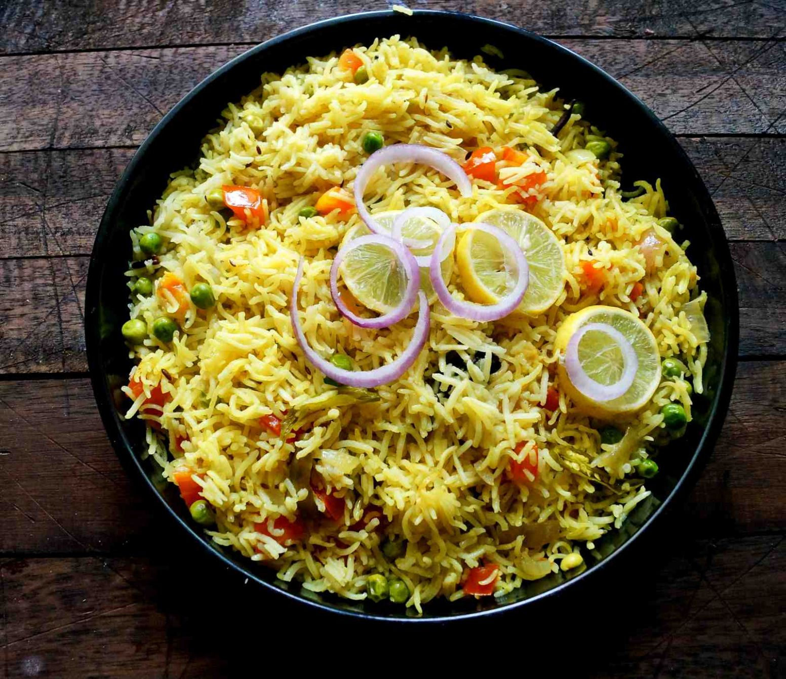 Nepalese Vegetable Pulao Recipe - Recipes Rice For Pulao
