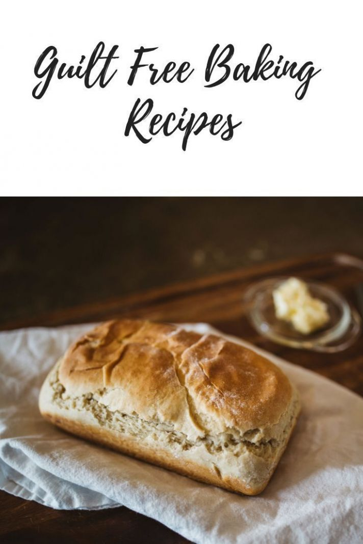Never feel guilty again! With these recipes you can make and eat ..