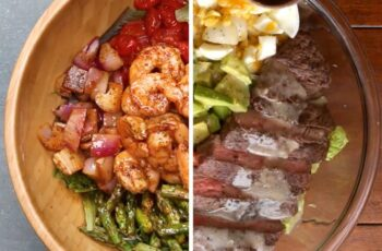 New Year, New Me: High Protein Meals | Recipes