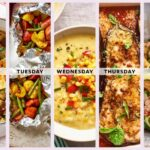 Next Week's Meal Plan: A Week Of Easy Summer Dinners You Need To ..