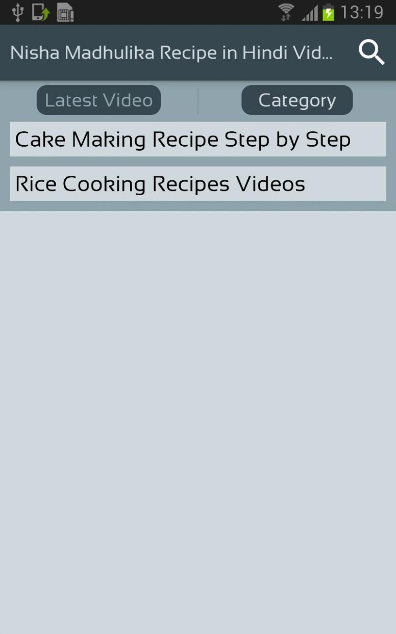 Nisha Madhulika Recipe in Hindi Videos Cooking App für Android ..