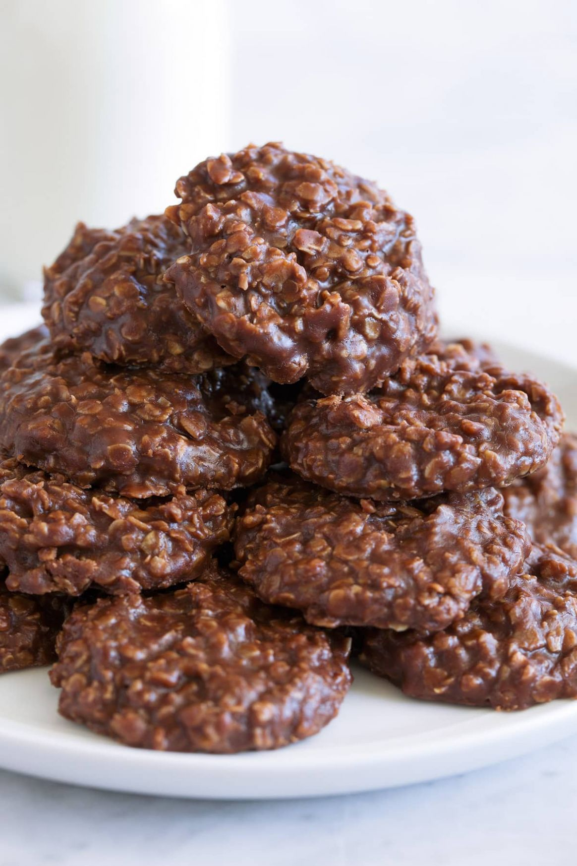 No Bake Cookies Perfect Every Time! - Cooking Classy - Recipe Chocolate Oatmeal No Bake Cookies