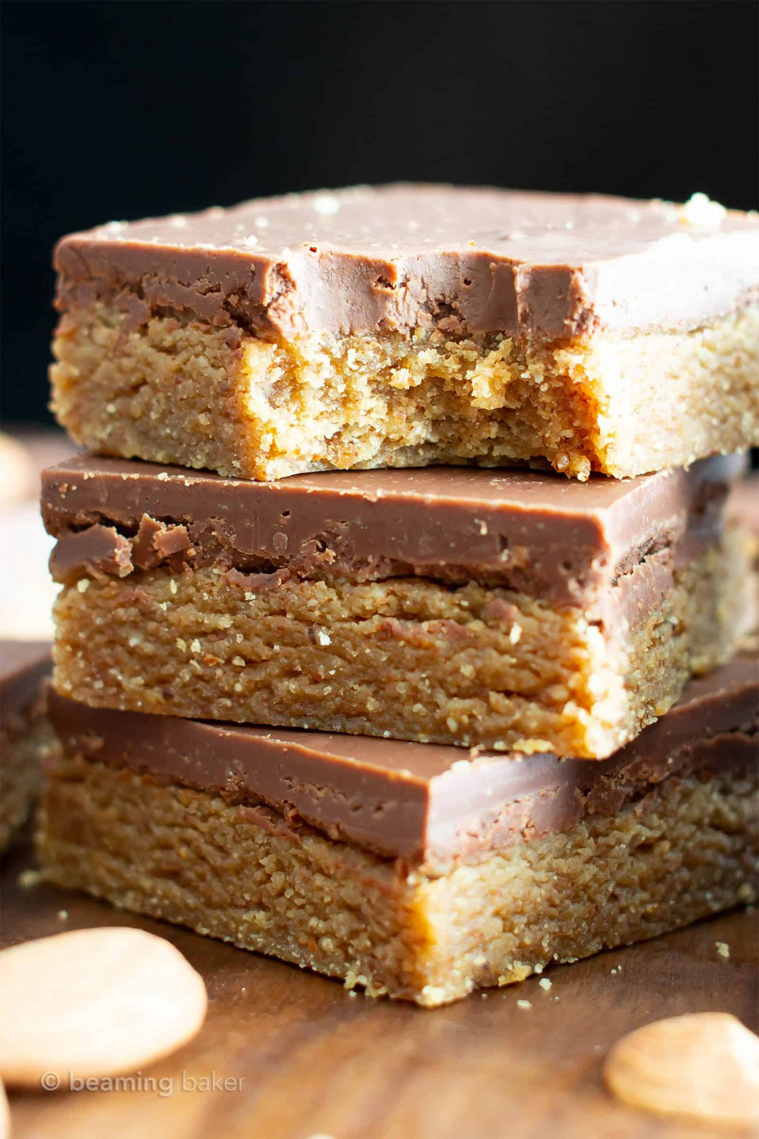 No Bake Paleo Chocolate Almond Butter Bars – Easy Paleo Dessert ..