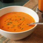 No Cook Blender Tomato Soup Recipe – Soup Recipes You Can Make In A Blender