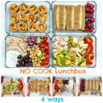 No Cook Cold Lunch Boxes 12 Ways For Clean Eating – Recipes No Cooking