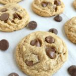 No Flour Peanut Butter Chocolate Chip Cookies – Dessert Recipes No Flour
