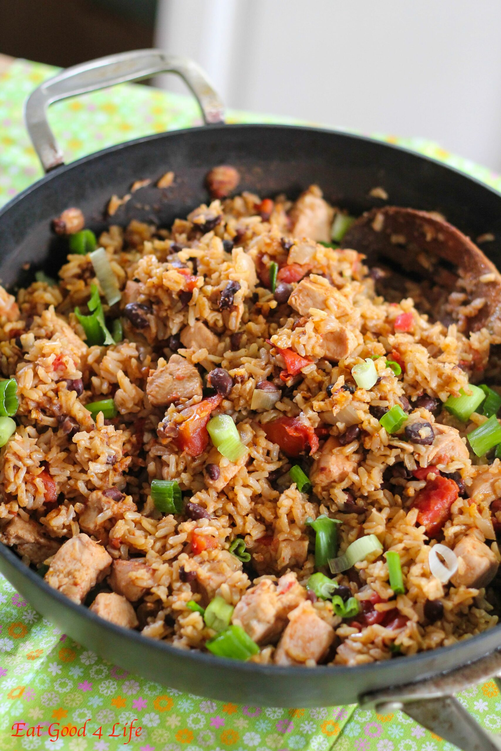 No-fuss black beans, chicken and rice - Recipes Rice And Black Beans