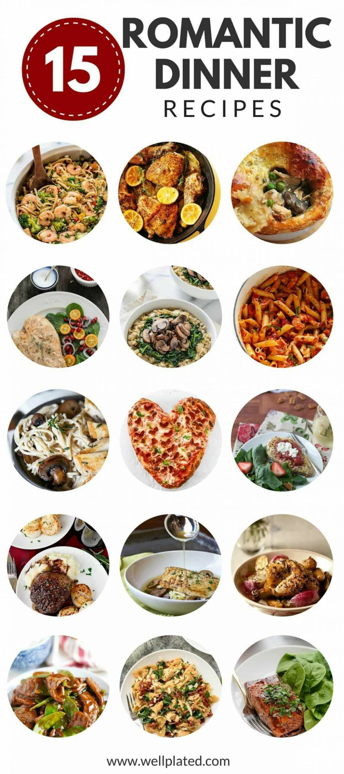 No-fuss romantic dinner recipes that are sure to impress on date ..