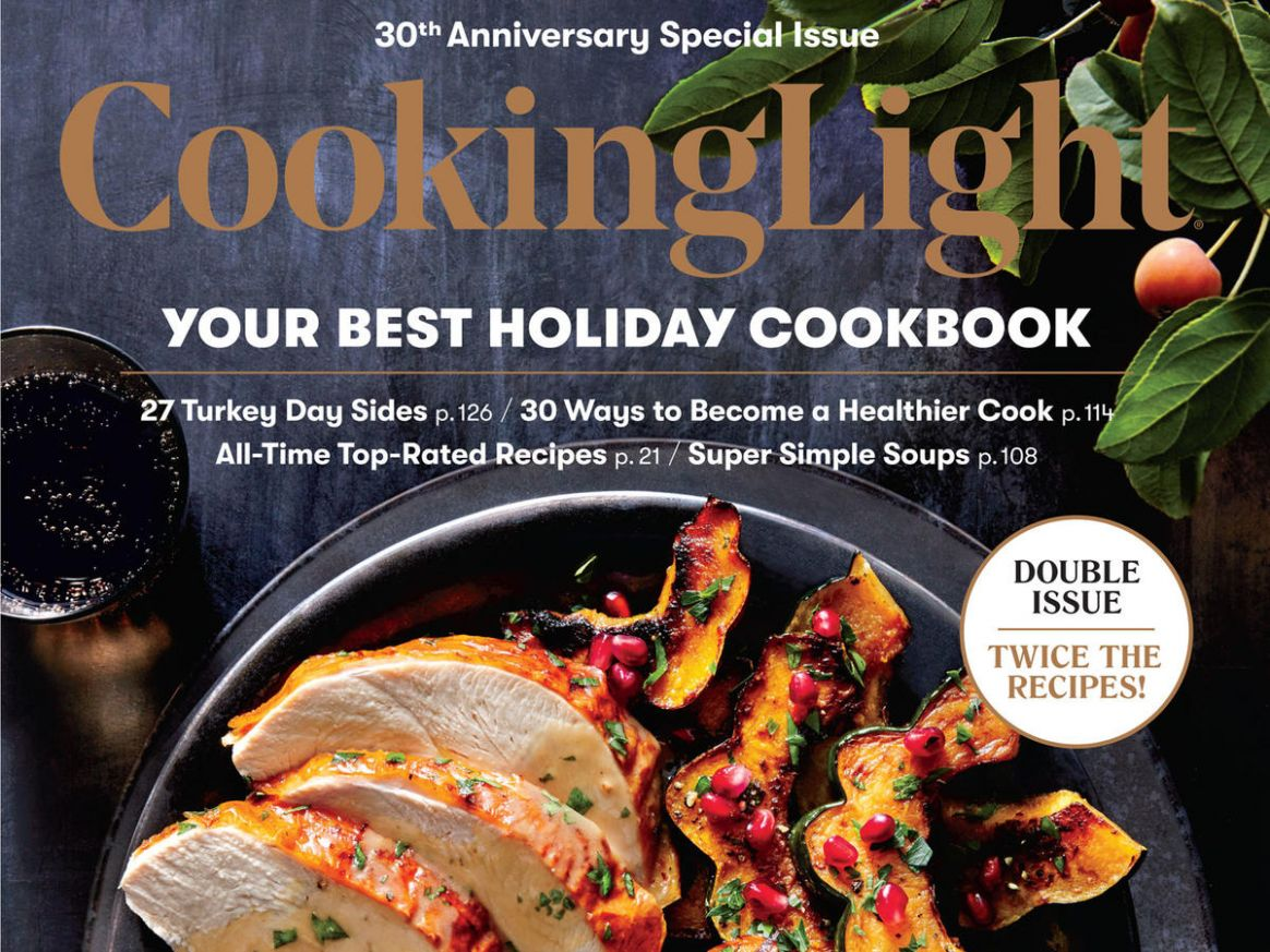 November 11 Recipe Index | Cooking Light - Recipes Cooking Light
