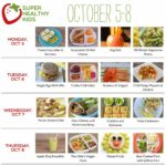 October 12 12 | Super Healthy Kids | Meal Plan For Toddlers, Easy ..