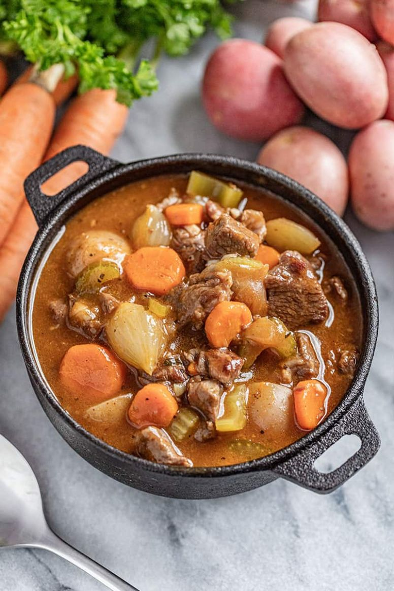 Old Fashioned Beef Stew - Recipes Of Beef Stew