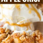 Old Fashioned Easy Apple Crisp – The Chunky Chef – Easy Recipes With Apples