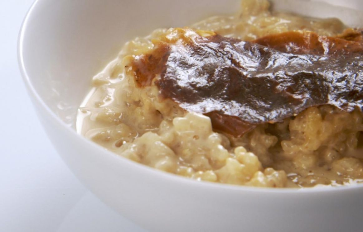 Old-fashioned Rice Pudding - Rice Recipes Dessert