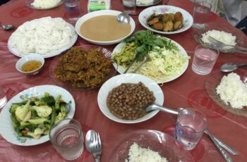 One of the most delicous homecooked vegetarian meals I had in ...