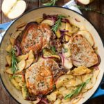 One Pan Pork Chops With Apples And Onions – Recipes Using Pork