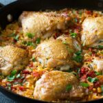 One Pot Chicken And Orzo – Recipe Chicken Breast One Pot