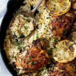 One Pot Greek Chicken And Lemon Rice – Recipe Chicken Breast One Pot