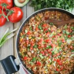 One Pot Mexican Rice Skillet Dinner – Dinner Recipes One Pot