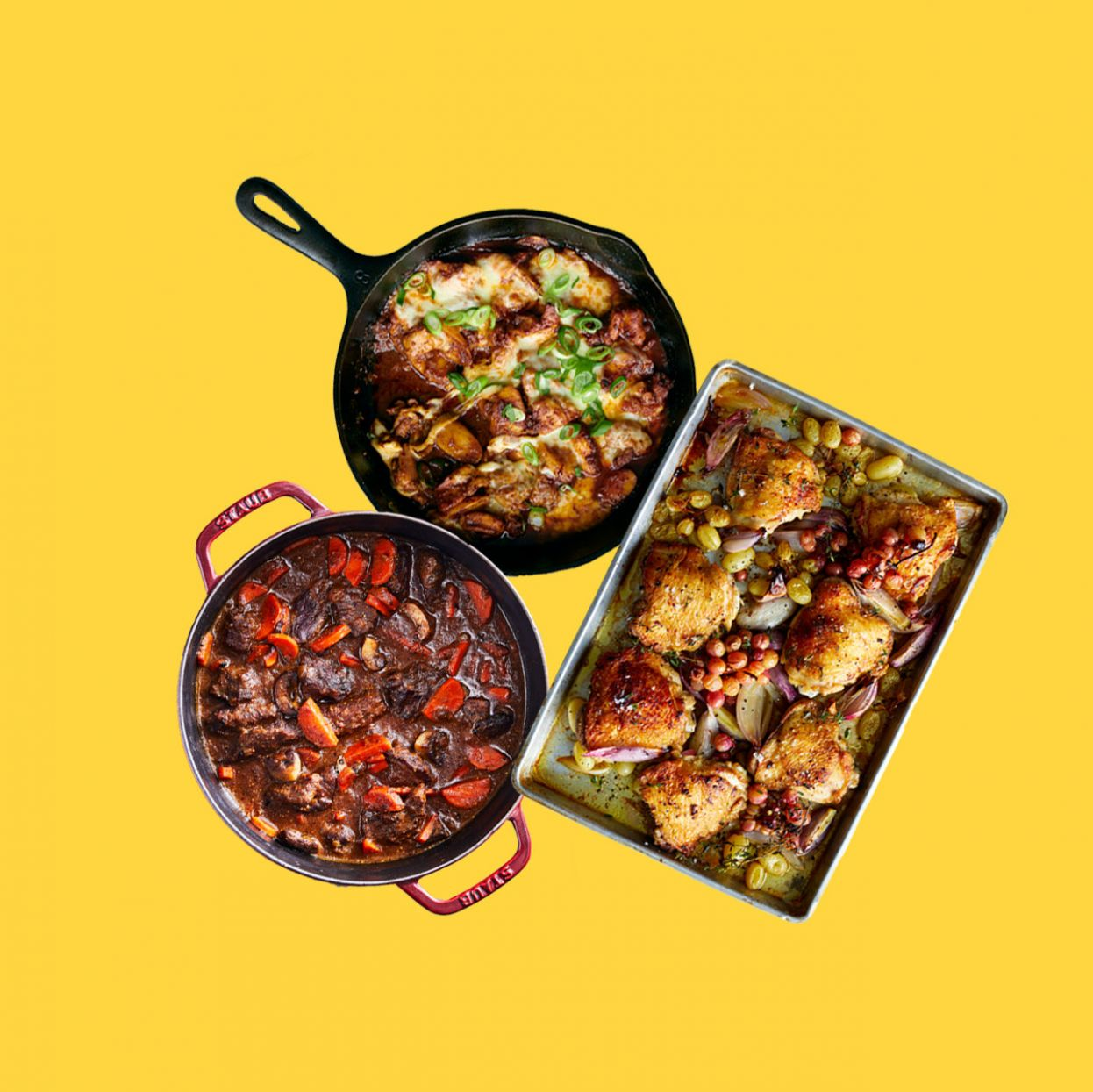 One Pot, One Meal: Curating a Special Set of Simple Recipes - The ..