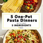 One Pot Pasta Recipes – Easy Pot Pasta Meal Ideas | Kitchn – Dinner Recipes One Pot