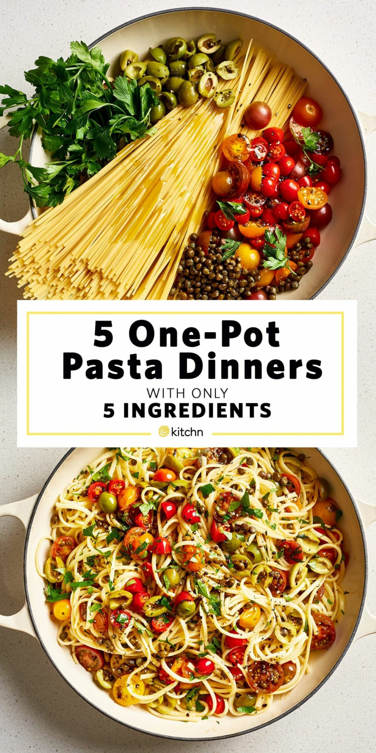 One-Pot Pasta Recipes - Easy Pot Pasta Meal Ideas | Kitchn - Dinner Recipes One Pot