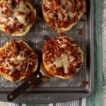 Open Faced Pizza Burgers – Recipes For Pizza Burgers