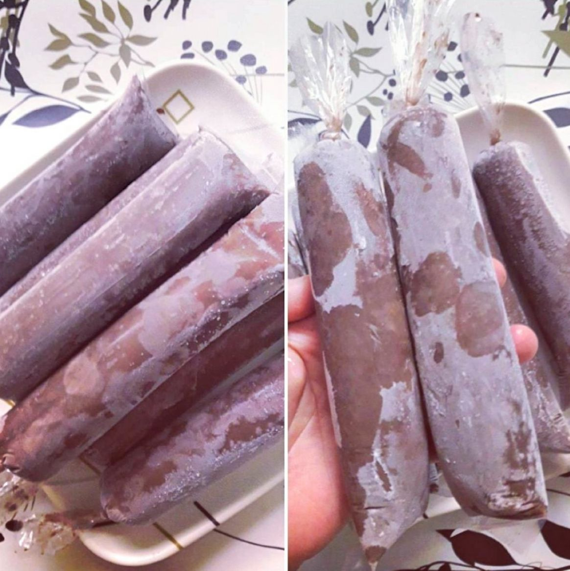 Oreo Ice Candy - Lutong Bahay Recipe - Recipe Chocolate Ice Candy