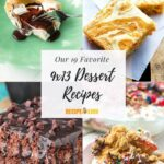Our 12 Favorite 12x12 Dessert Recipes | Dessert recipes, Desserts ...