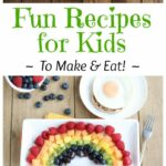 Our Favorite Summer Recipes For Kids … Fun Cooking Activities ..