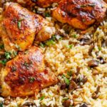 Oven Baked Chicken And Rice – Cafe Delites – Recipes Rice And Chicken