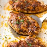 Oven Baked Chicken Breast – Recipes With Chicken Breast For One
