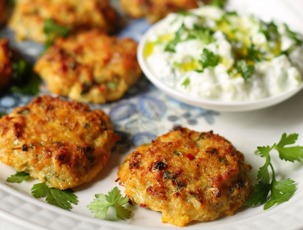 Oven Baked Healthier Fish Cakes - Recipes Fish Cakes