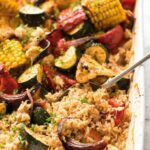 Oven Baked Rice And Vegetables – Recipes Rice And Vegetables