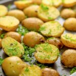 Oven Roasted Baby Potatoes – Potato Recipes For Babies