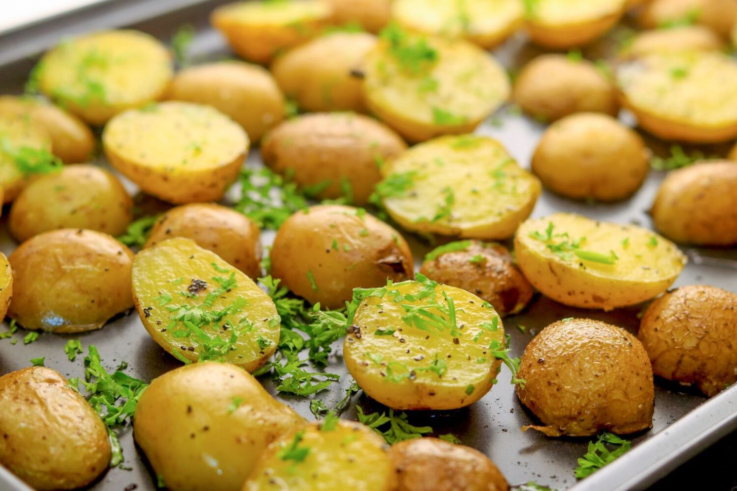 Oven-Roasted Baby Potatoes - Potato Recipes For Babies