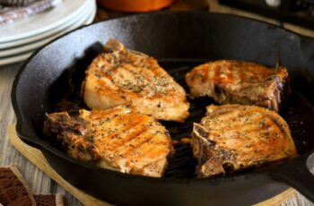 Oven-Roasted Pork Chops