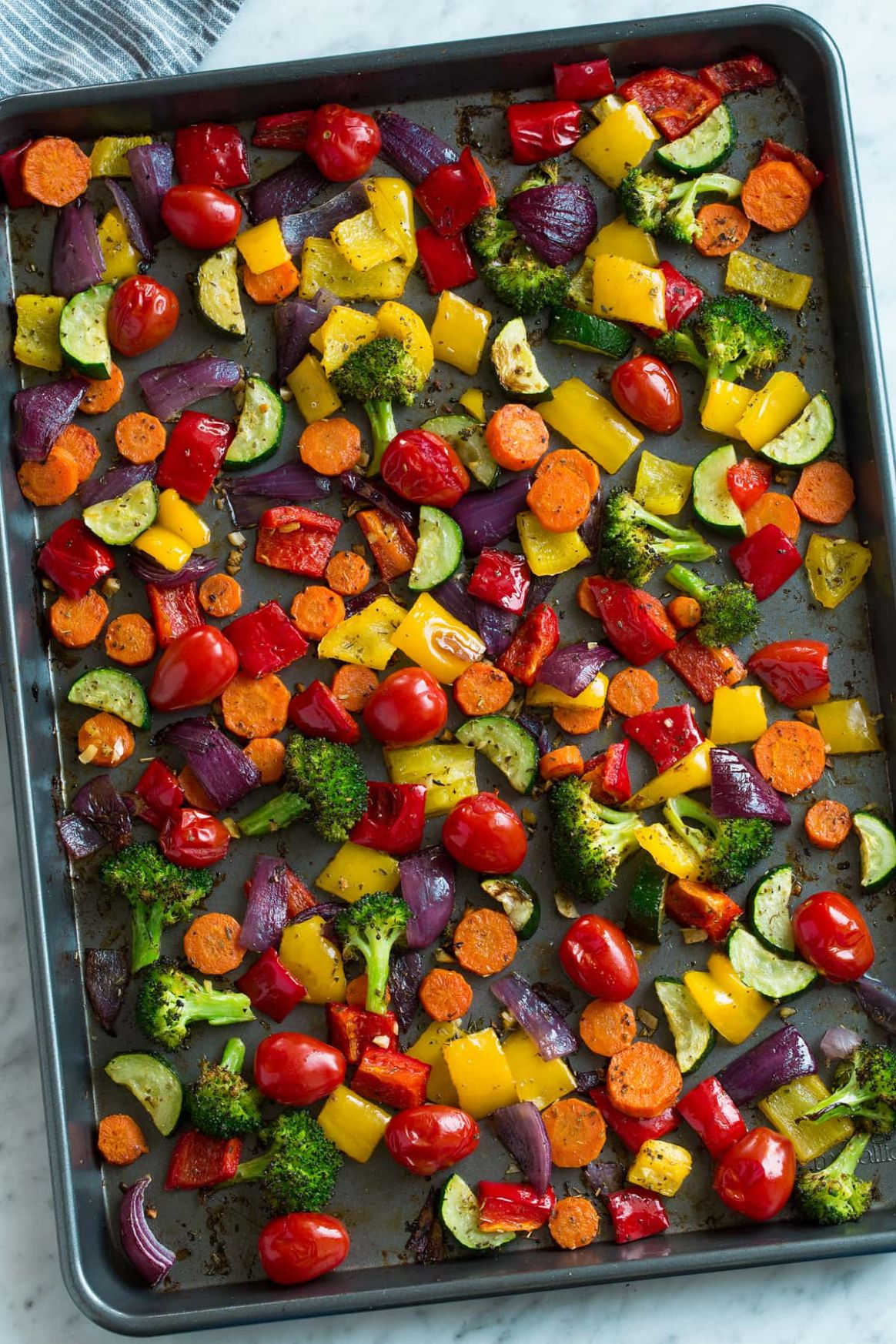 Oven Roasted Vegetables Recipe - Cooking Classy - Recipes Vegetables Oven