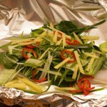 Oven Steamed Fish Parcels   Jono & Jules Do Food & Wine – Recipes Fish Parcels