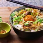 Oyakodon (Japanese Chicken And Egg Rice Bowl) Recipe – Simple Recipes Japanese
